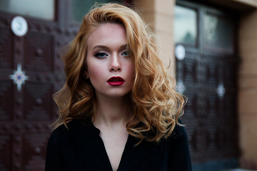 See in the New Year right! Three curly styles that will catch everyone's eye.